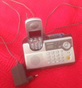 Станционарный телефон Panasonic