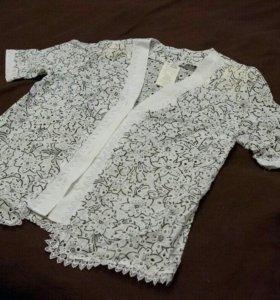 Новая летняя рубашка, разм.50-52