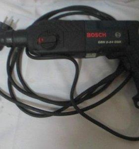 Перфоратор Bosch GBH 2-24DSR