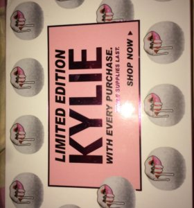 LIMITED EDITION KYLIE