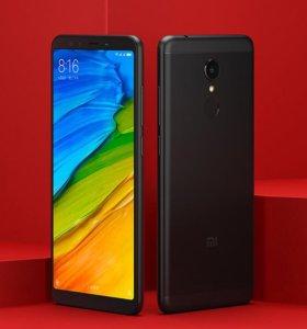 Xiaomi redmi 5 plus (4/64) черный
