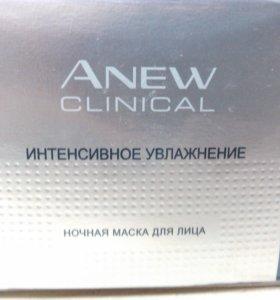 Маска для лица Avon с гиалуроновой кислотой 5омл