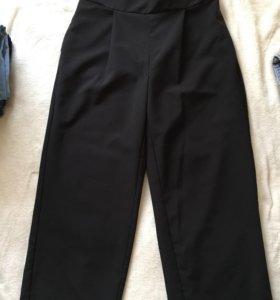 Укорочённые модные брюки