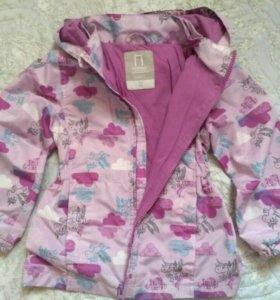 Куртка демисезонная р. 104