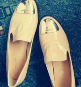 Лоферы- туфли