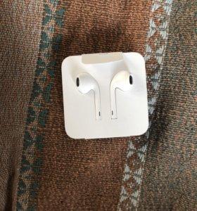 Наушники apple от 8 iphone без переходника
