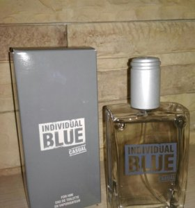 Individual blue for him - avon