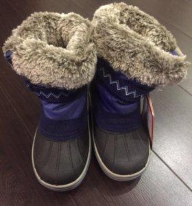 Зимние ботинки рейма р. 28