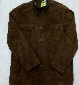 Мужская куртка ТМ Westbury . замша
