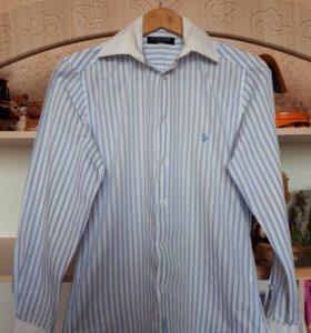 Мужская рубашка U.S. Polo. Оригинал