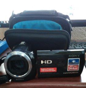 Видеокамера Sony HDR-PJ320