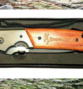Складной нож《Browning》