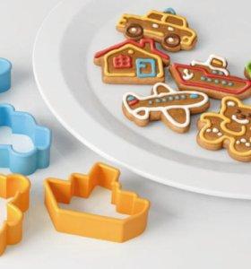 Формочки для печенья на заказ