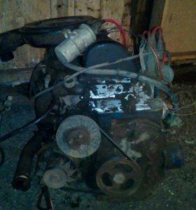 Двигатель на ВАЗ 2107