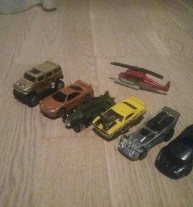 Машинки NotWheels
