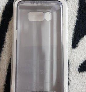 Продам Клип-кейс Samsung Clear Cover для Galaxy S8