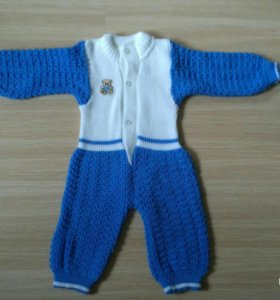 Одежда для мальчика 0-6 мес.