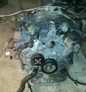 Двигатель мерседес 112 3.2