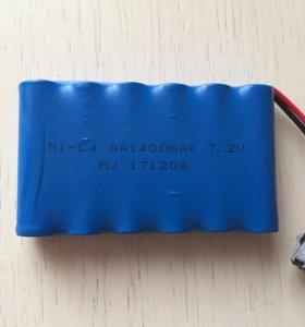 Комплект батареек-аккумуляторов