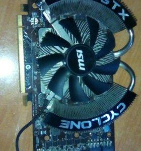 Видеокарта GeForce gtx 460