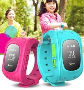 Новые Baby Watch Q50 oled с GPS- оригинал!