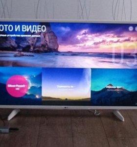 """Новый 49"""" (124 см) Ultra HD 4К LED-телевизор LG"""