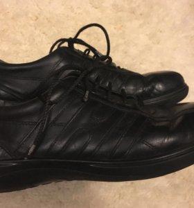 Туфли мужские Натур кожа