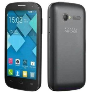 Телефон Alcatel Onetouch
