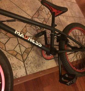 Велосипед-BMX