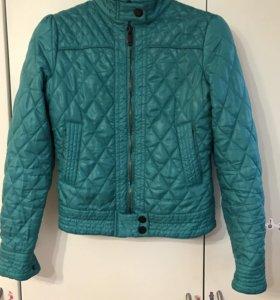 Куртка стёганая 34