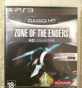Zone of the Enders PlayStation 3 ( PS3 )
