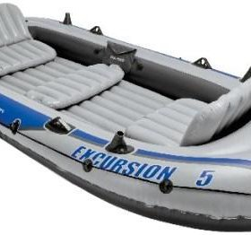 Пвх лодка интекс excursion 5