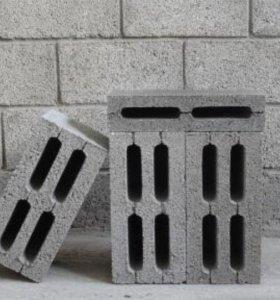 Блок усиленный 4-х щелевой