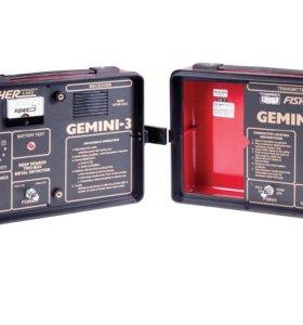 Глубинный металлоискатель Fisher Gimini-3