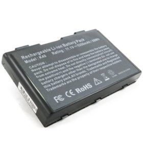 Аккумулятор для ноутбука Asus (A32-F82) K40, K50