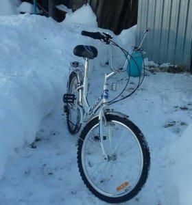 Продам новый скоростной велосипед