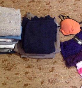 Пакет женских вещей 15 шт.