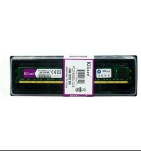 Новая планка DDR2 2гб