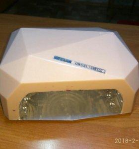 Лампа для гель лака,гибрид