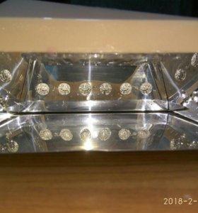 Лампа для гель лака и геля, гибрид