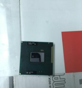 Процессор intel(R) Core(TM) i5-2410M2.3GHz