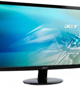 """Монитор Acer 23"""" на гарантии"""