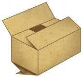 Кортоновые коробки