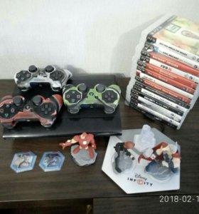 Приставка Sony PlayStation 3 500gig