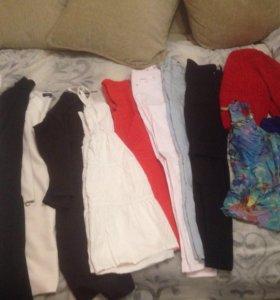 Платье,джинсы(вещи)