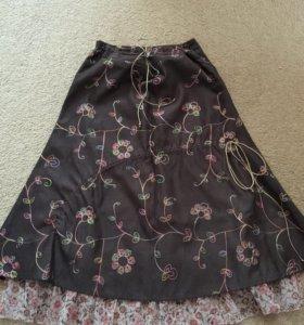 Очень красивая юбка.