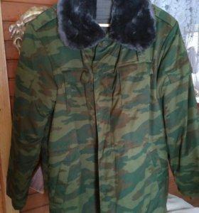 Куртка зимняя (бушлат)