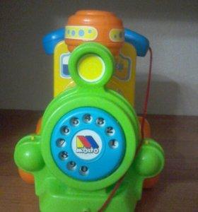 Телефон на колесах