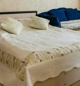 Кровать 160×200 с матрасом