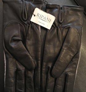 Перчатки кожаные Ripani